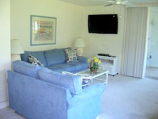Sanibel Island condo photo - New 47 inch LED Flatscreen TV
