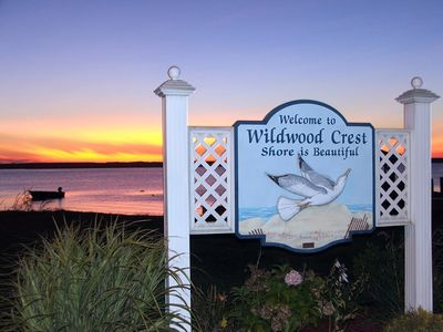 Wildwood Crest house rental - Sunset Lake