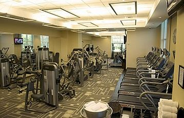 Signature Tower 3 Fitness Center available to guests at no cost!