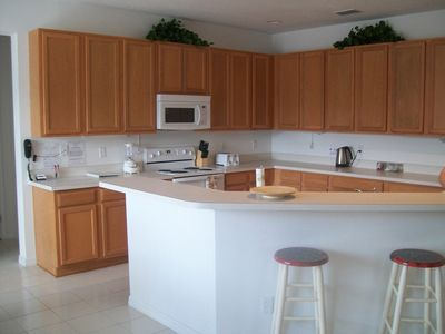 Legacy Park villa rental - Kitchen