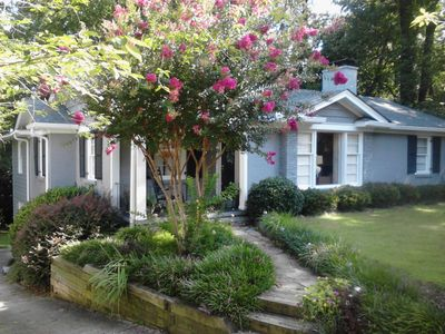 Beautiful Park Side South Buckhead 4/4 All Inclusive bi-monthly cleaning