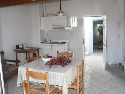 Samos apartment rental
