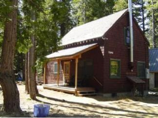 Tahoma CABIN Rental Picture