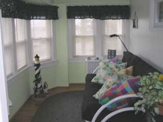 Brigantine house rental - Sunroom/Bedroom Lower Level