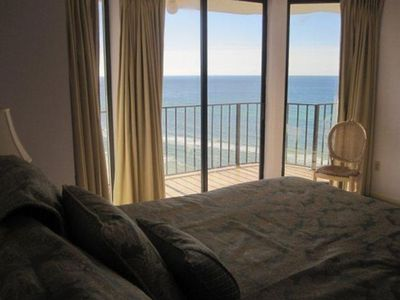 Bedroom Overlooking Gulf