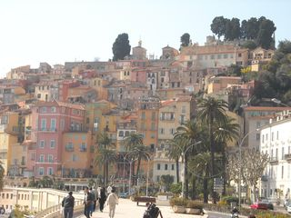 Menton house photo - Fantastic old Menton with nice promenade to Italy