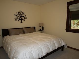 Truckee cottage photo - Bedroom #1