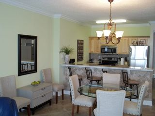 Ocean Reef condo photo - View Toward Kitchen