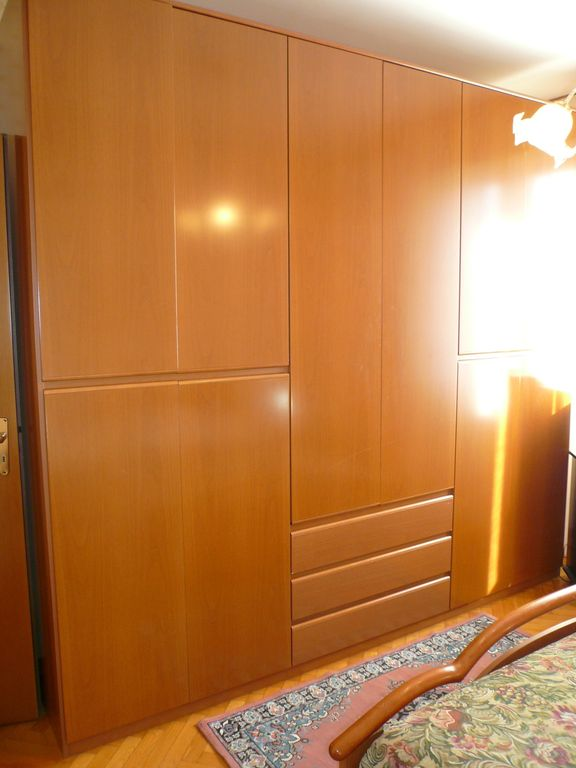 wardrobe double bedroom