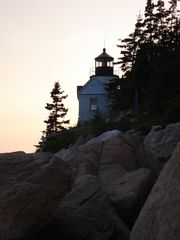 Acadia National Park cabin photo - Bass Harbor lighthouse, nearby