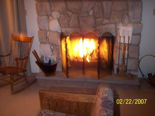 Arrowhead Lake house photo - Warm & Toasty