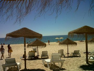 Fuseta apartment rental - The beautiful beach of Fuzeta