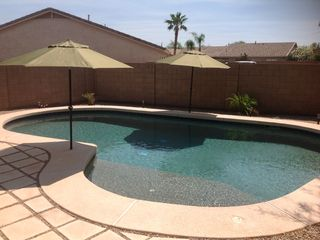 San Tan Valley house rental - Ahhh...A chilled pool to cool off in.