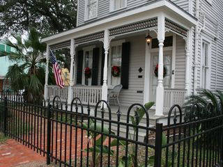 Galveston house photo - Built In 1886 But All Modern Ammenities
