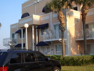 Cape Canaveral condo photo - Outside of Building, unit on 3rd & 4th FL