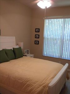 Naples condo rental - Master Bedroom