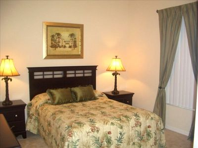 "Full/Double Bedroom with 20"" LCD TV/Cable/DVD"