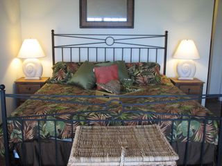 Tavernier house photo - Coconut Master Suite features king bed and endless ocean views!