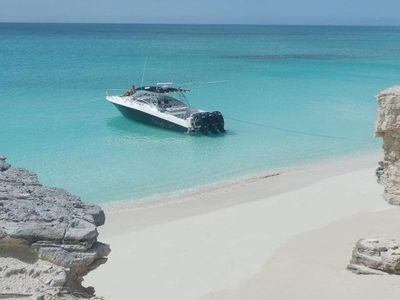 Private charter with Lady K villa transfers complimentary