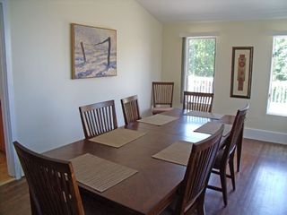 Ogunquit house photo - DINING ROOM