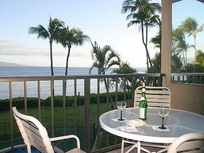 A romantic setting on your private lanai!