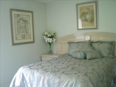 Hernando Beach house rental - Additional bedroom on 2nd floor