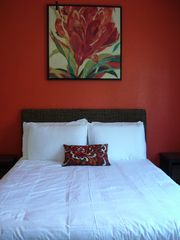 Isla Mujeres house photo - Queen bedroom