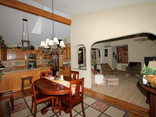 Hot Springs Village house photo - Lots of natural light in the dining area