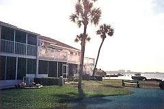 St Petersburg condo photo - Exterior Facing Boca Ciega Bay