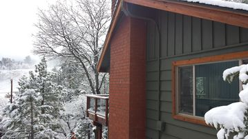 Moonridge cabin rental