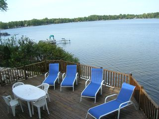 Deck - Sister Lakes house vacation rental photo