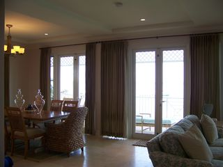 Great Exuma villa photo - Living/dining room