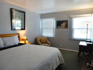 Fullerton house photo - This Bedroom Has a California King Bed, and Can Fit a Full AERO Bed If Needed.