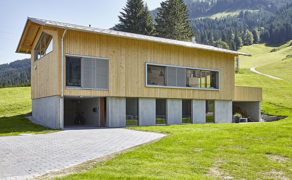 Peaceful house, 150 square meters