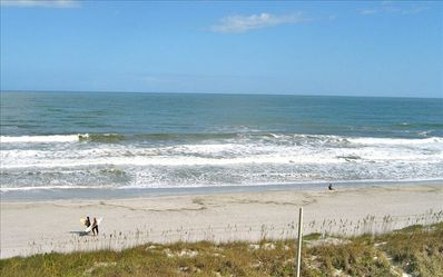 Seascape in South Jacksonville Beach offers OCEANFRONT VIEWS from every room