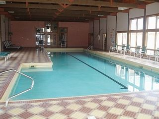 Lincoln townhome photo - Indoor pool; new outdoor pool has been completed for 2010 season