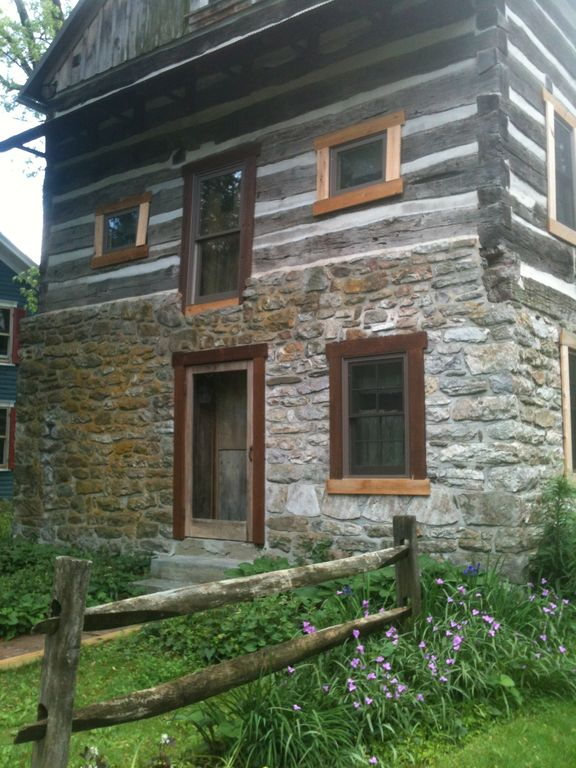 Converted Grist Mill Near Hawk Mountain and AT