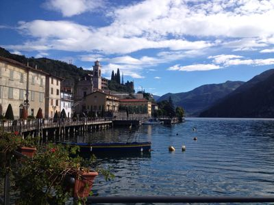 Smallvillage, in the heart of a medieval village on the west coast of the Lake Iseo - Apartment Rosy