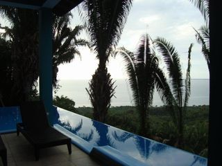 Trujillo house photo - Wrap-around infinity pool