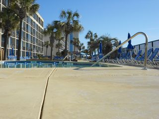 Peppertree Ocean Club Beach/ Ocean Front Resorts - Ocean Drive Beach condo vacation rental photo