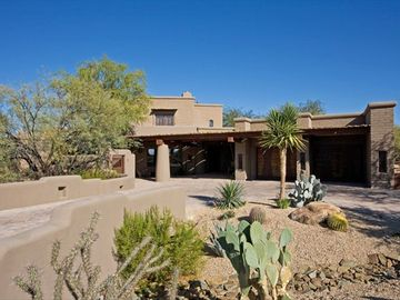 Boulders Scottsdale house rental - Quiet, private,unique,comfortable. True Southwest style with modern amenities.