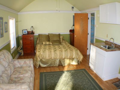 Bailey Island cottage rental
