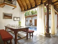 We have the best reviews for this private Colonial villa with indoor pool !