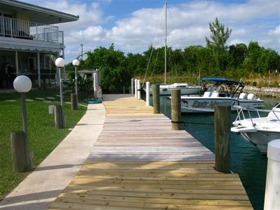 Grand Bahama Island condo rental - Bring Your Boat Over!!