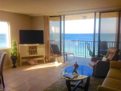 Bright, Sunny, End Unit, SW Exposure, Perfect for Two Couples! Share the Cost