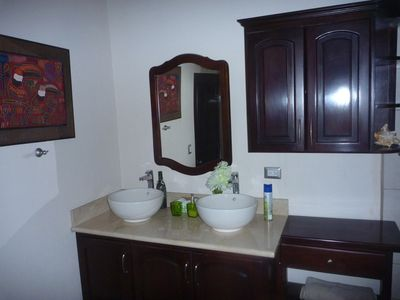 Bathroom vanity!