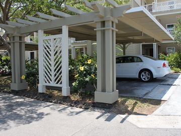Private Reserved Carport