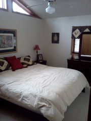 Walker cabin photo - Guest Bedroom with King bed.