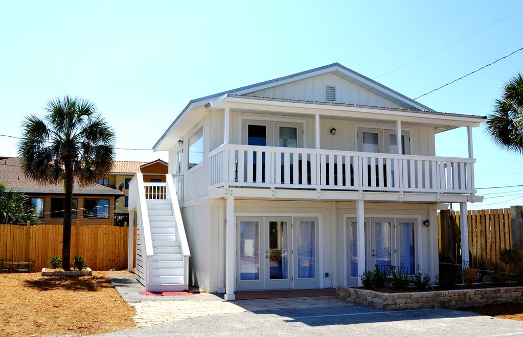 St. Augustine Beach House Rental: Oceanfront Home - All ...