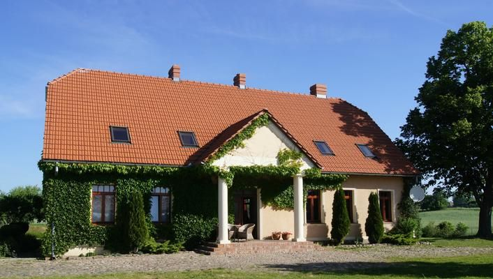 Holiday house Nowe Worowo for 16 - 20 persons with 8 bedrooms - Farmhouse